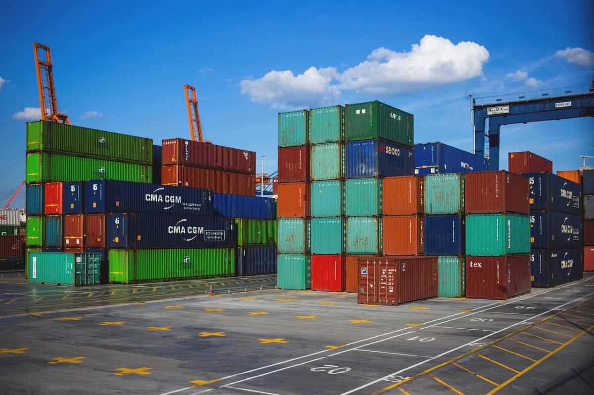 Dopravní kontejnery