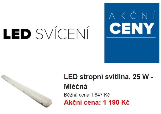LED svícení u LKQ CZ