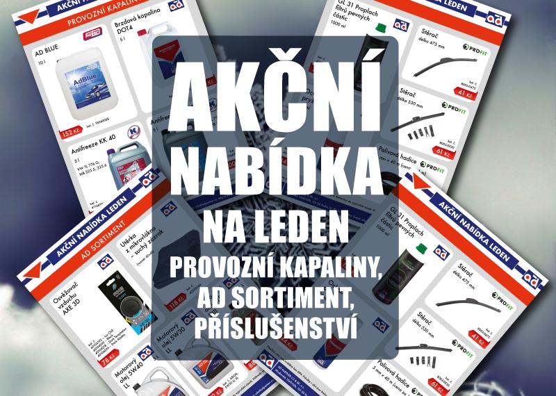 Akční nabídka AD Partner