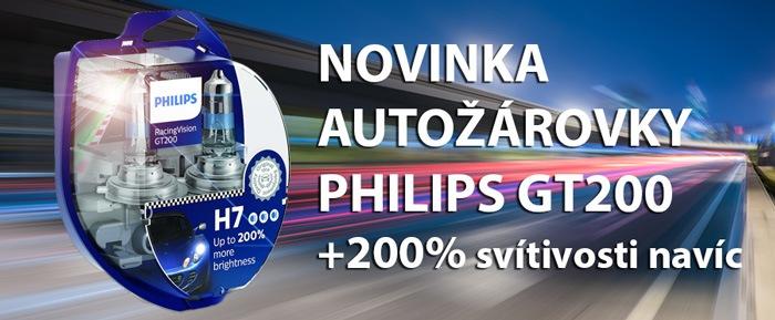 Autožárovky Philips RacingVision GT200