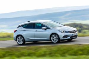 Nový Opel Astra K