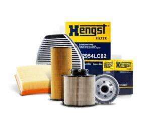 Stahlgruber: Rozšíření nabídky filtrů Hengst