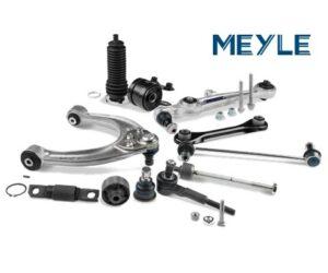 APM Automotive & Stahlgruber CZ: Rozšíření nabídky Meyle