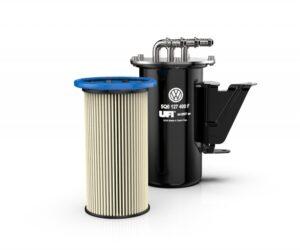 Firma UFI Filters dodává produkty pro dieselové motory EA288 EVO koncernu Volkswagen