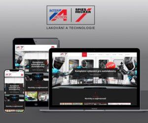 Společnost Interaction představuje nové webové stránky