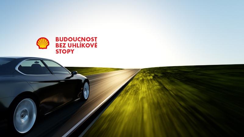 Budoucnost bez uhlíkové stopy Shell osobní auta