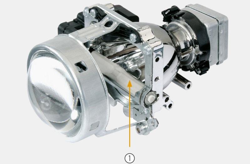 Adaptivní systém předních světel (AFS)