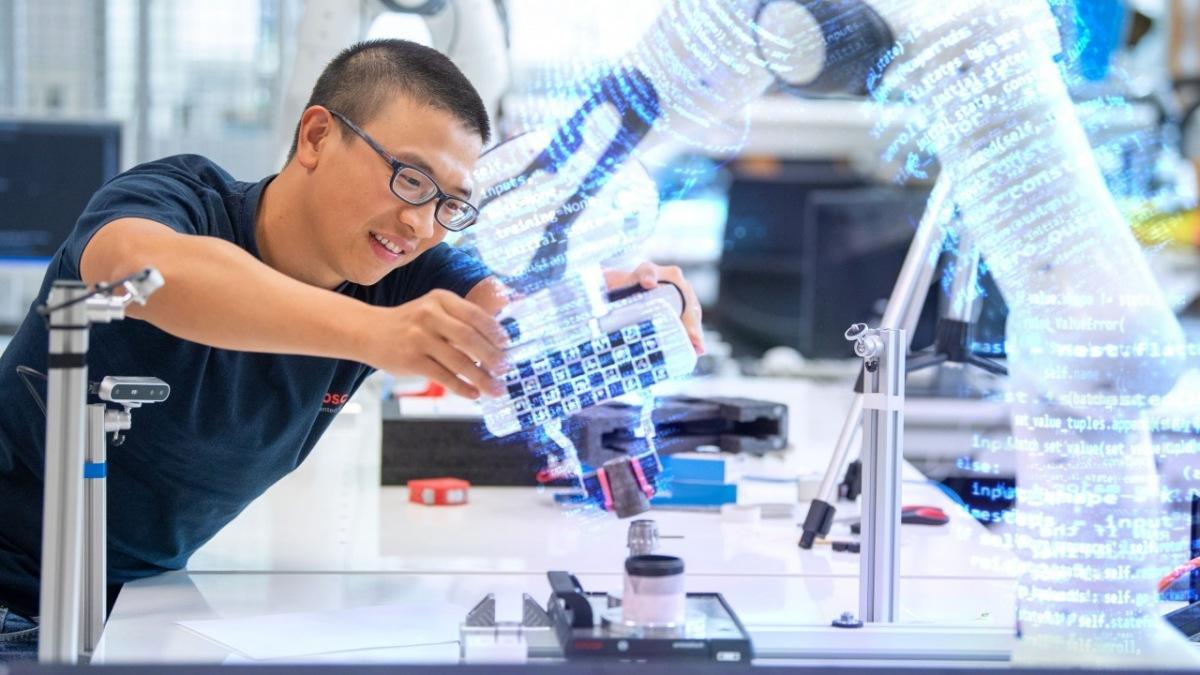 Bosch vývoj