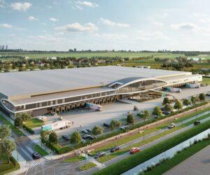 Společnost LKQ otevře vysoce moderní distribuční centrum poblíž nizozemského Rotterdamu