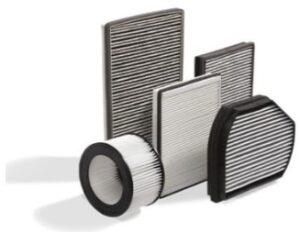 Kabinový filtry Denso