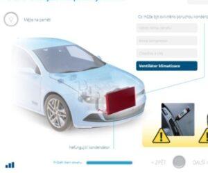 Skupina LKQ CZ (Auto Kelly + ELIT): E-školení Motorový prostor 2