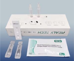 Skupina LKQ CZ má v nabídce profesionální antigenní testy na COVID-19