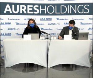 Skupina Aures Holdings bilancovala rok 2020: Online prodej slaví úspěch