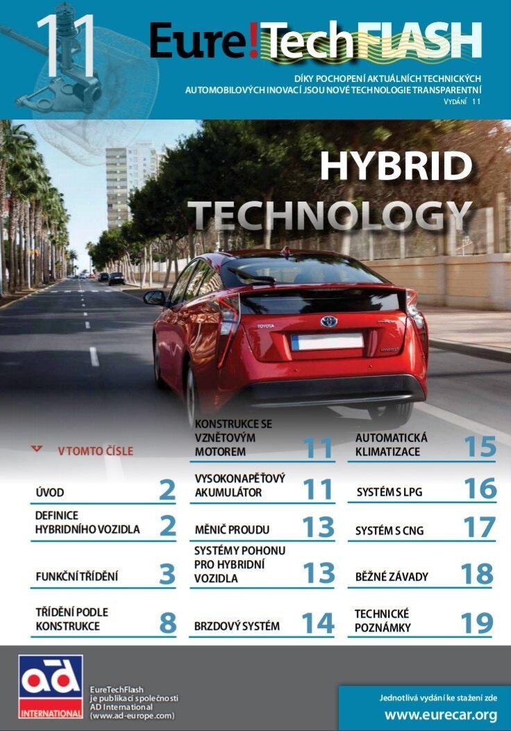 Časopis Eure!TechFlash č. 11