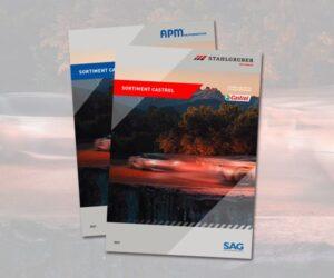 APM Automotive & Stahlgruber CZ: Aktualizovaný katalog olejů a maziv Castrol