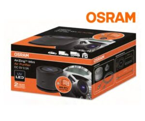 APM Automotive & Stahlgruber: nová čistička vzduchu značky Osram