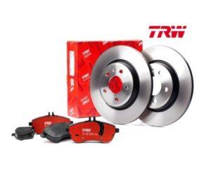 APM Automotive & Stahlgruber CZ: rozšíření nabídky brzd TRW