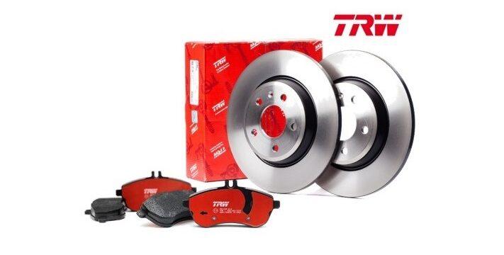 TRW brzdové komponenty