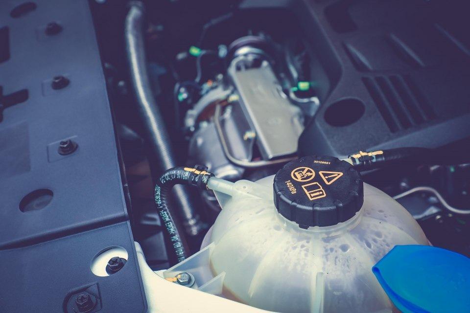 Chladicí systém motoru