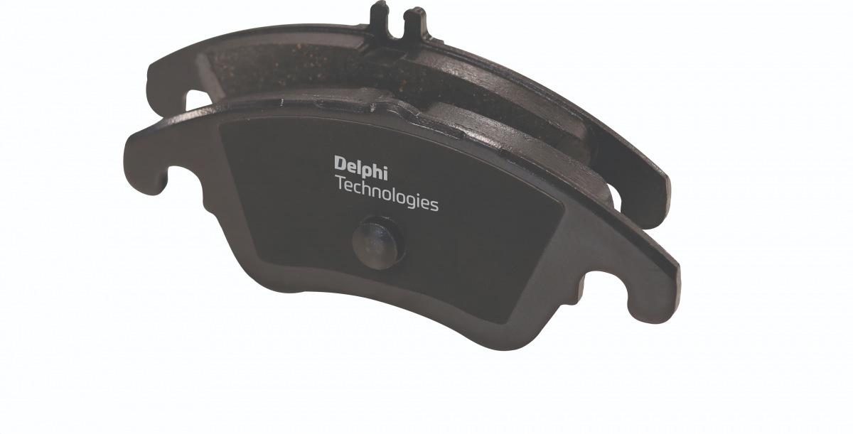 Destičky Delphi