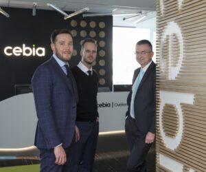 Cebia mění po 30 letech majitele. Od zakladatelů ho získal český technologický holding EAG ze skupiny Portiva