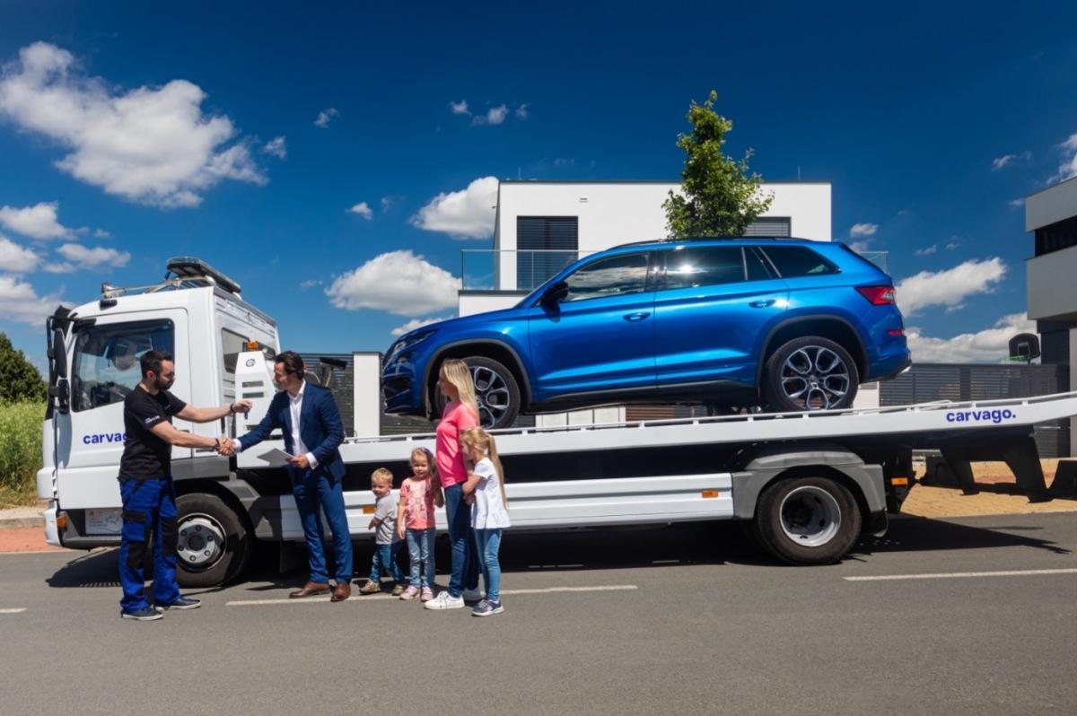 Online prodej ojetých vozů