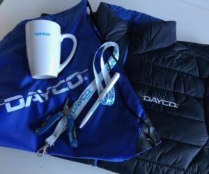 Vyhlášení DAYCO soutěže!