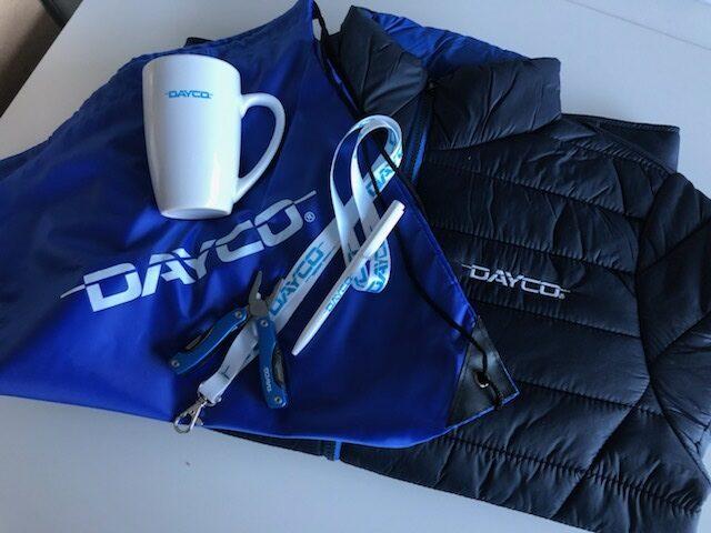 Dayco výhra