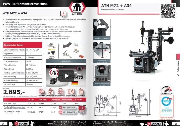 katalog výrobků Smart Pocket od ATH-Heinl