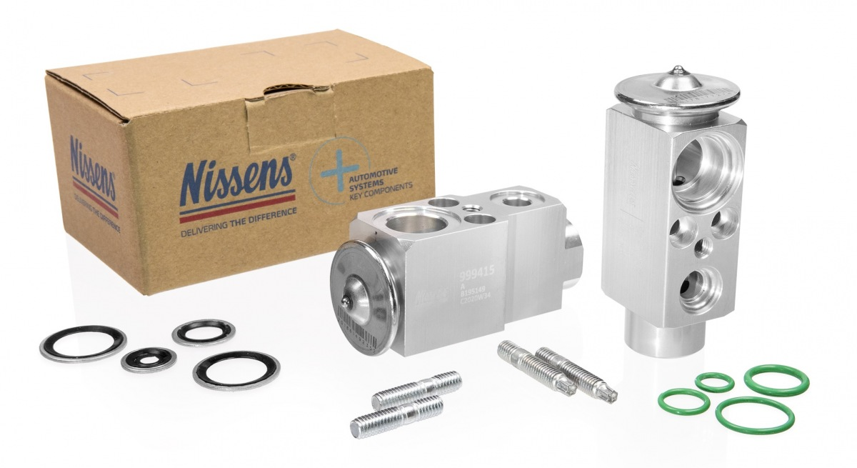 Expanzní ventil Nissens