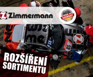AD Partner: Rozšíření sortimentu o nové brzdové díly Zimmermann