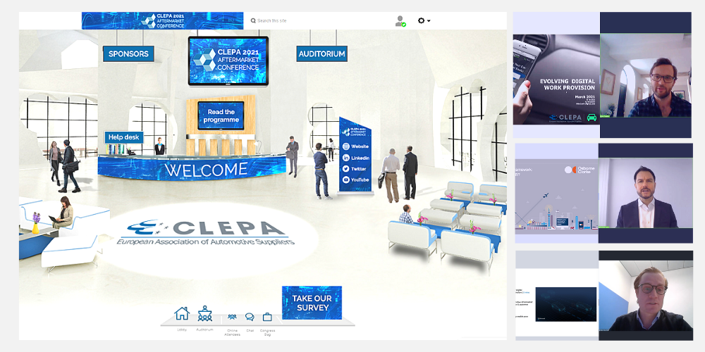online konference CLEPA