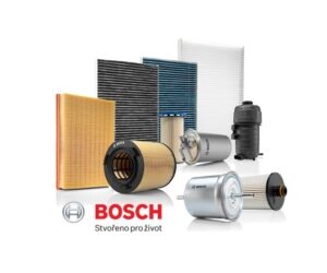 APM Automotive & Stahlgruber: Rozšíření nabídky filtrů Bosch