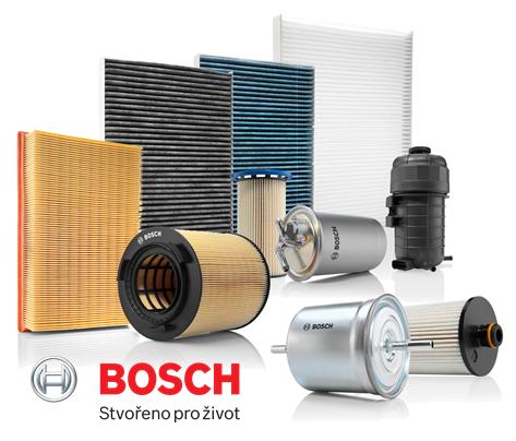 Filtry Bosch