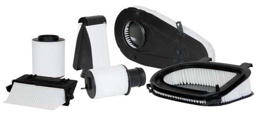 Vzduchové filtry Corteco