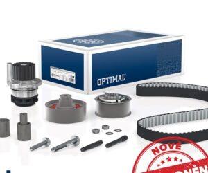 Skupina LKQ CZ rozšířila skladové zásoby produktů Optimal