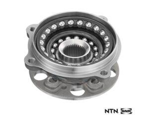 Firma NTN-SNR vyvíjí ložisko nové generace s kompaktním homokinetickým kloubem
