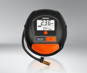 OSRAM umožňuje kontrolu tlaku v pneumatikách