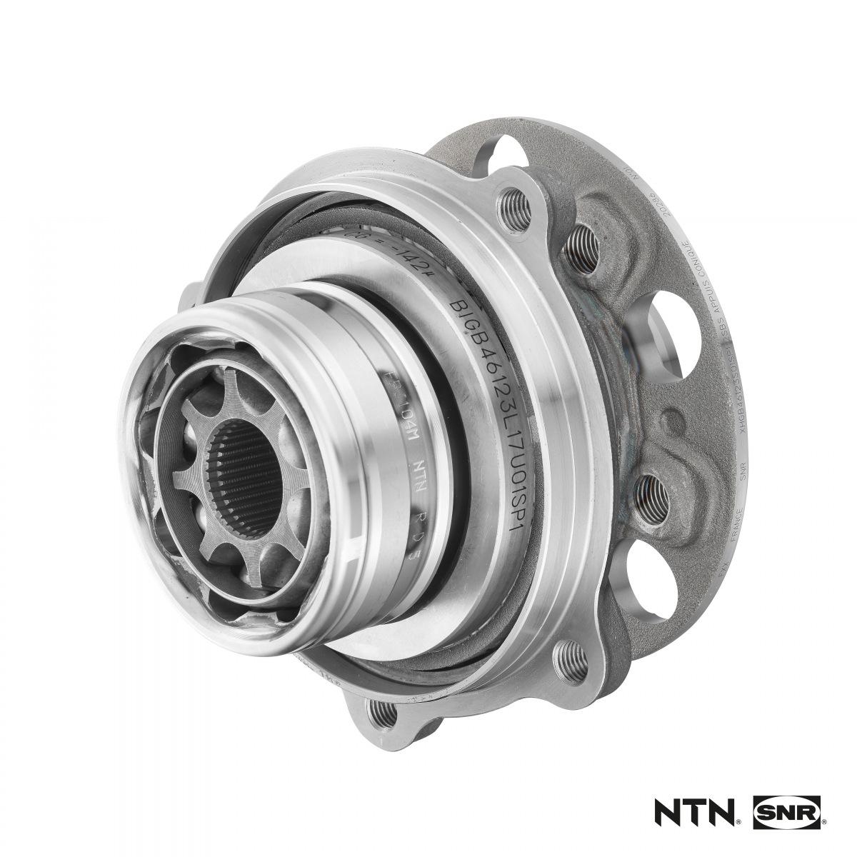NTN-SNR ložisko nové generace