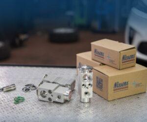 APM Automotive & Stahlgruber: Rozšíření nabídky Nissens o expanzní ventily klimatizace