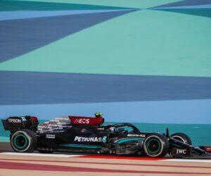 Tým Mercedes – AMG Petronas F1 září opět v nových barvách od SPIES HECKER