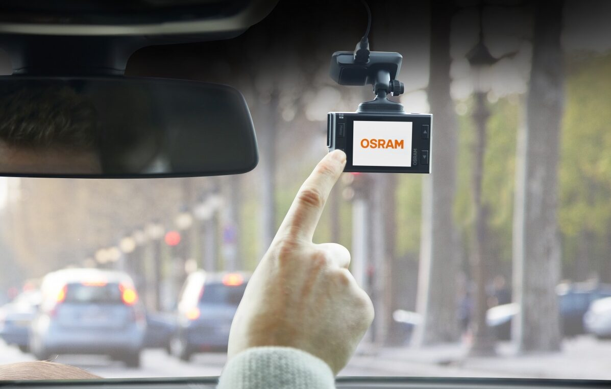 Palubní kamera OSRAM