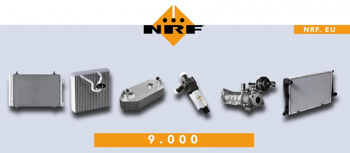 Sortiment výrobků NRF se rozšiřuje