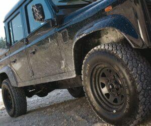 ALCAR představuje DOTZ 4X4 Extreme Dark, ocelová kola do terénu
