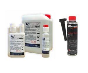 Nové produkty značek Divinol a AD Rescue v nabídce APM Automotive & Stahlgruber