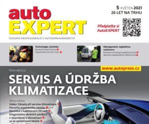 AutoEXPERT květen 2021