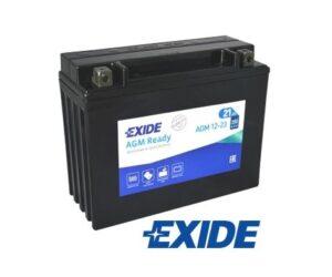 APM Automotive & Stahlgruber: Rozšíření nabídky moto akumulátorů EXIDE