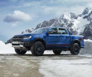 Ford představuje exkluzivní limitovanou edici sportovního pick-upu Ranger Raptor