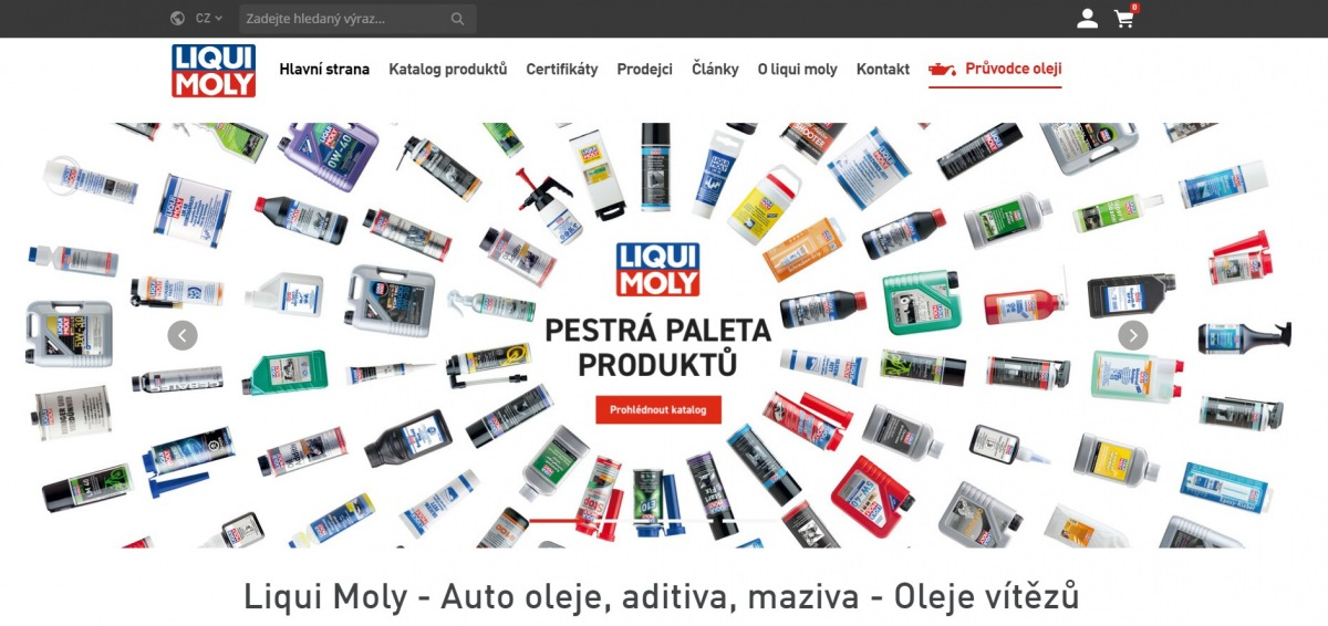 web Liqui Moly