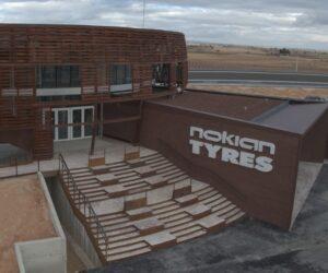 V testovacím centru Nokian Tyres ve Španělsku se začalo testovat